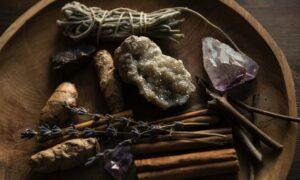 assorted stones